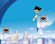 Astro Boy astro power online robotos játék