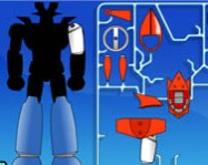 Build Mazinger Z online